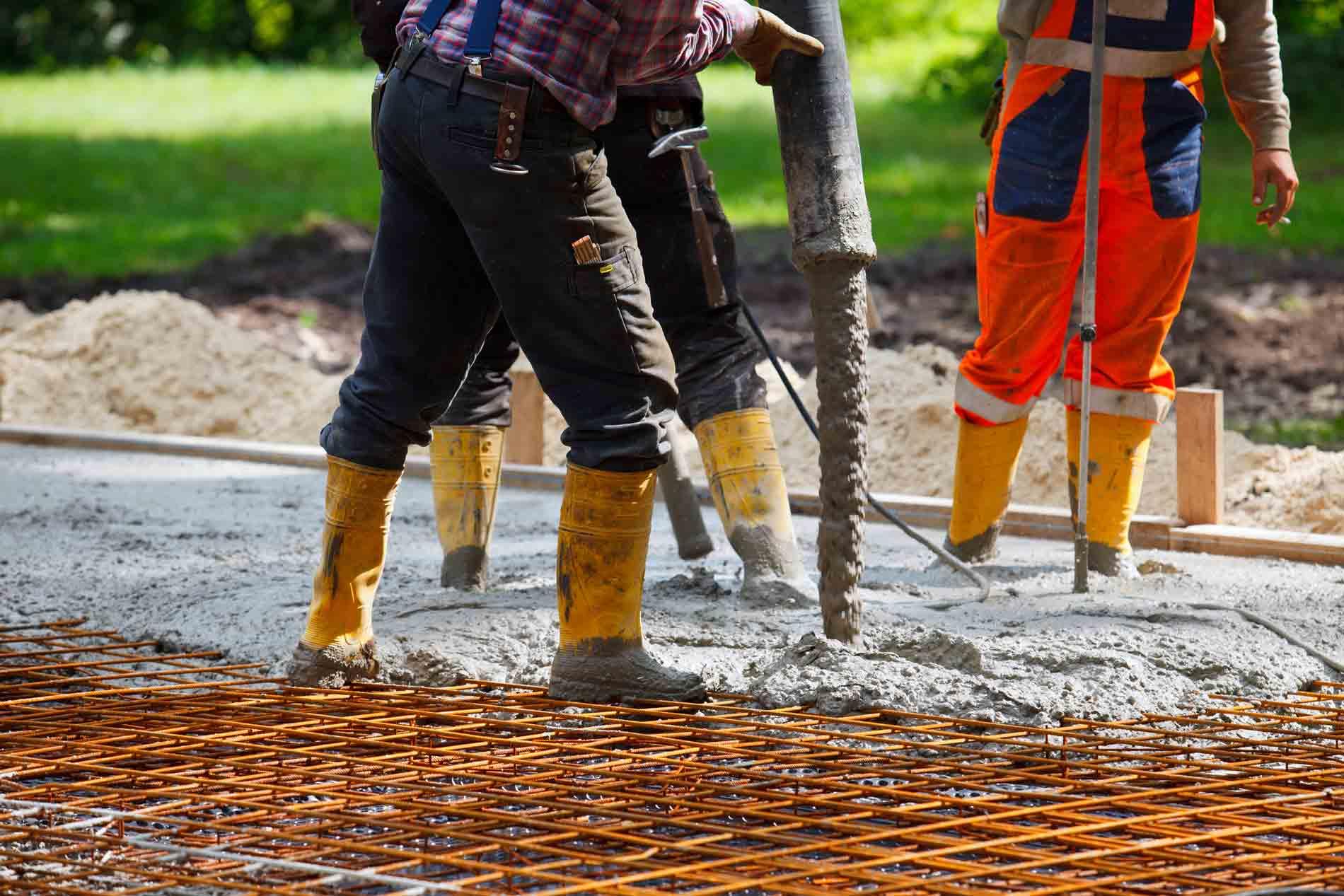 Genoeg Home - Betonstorten.nl - Beton storten EE35