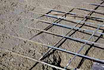 Stap 2: Betonijzer vlechten